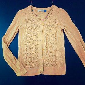 Anthro sweater